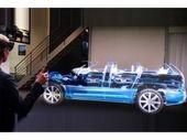 Microsoft HoloLens, une nouvelle manière de choisir sa voiture