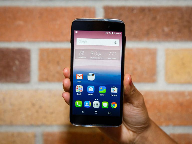Alcatel OneTouch Idol 3 (4,7 pouces)