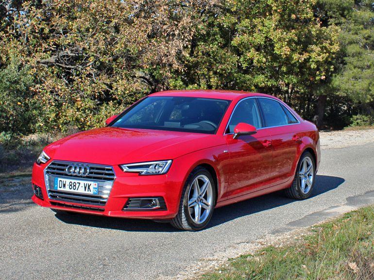 Nouvelle Audi A4 : prise en main de ses nouvelles technos