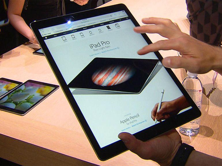 iPad Pro qui se fige une fois rechargé : Apple recommande un redémarrage forcé