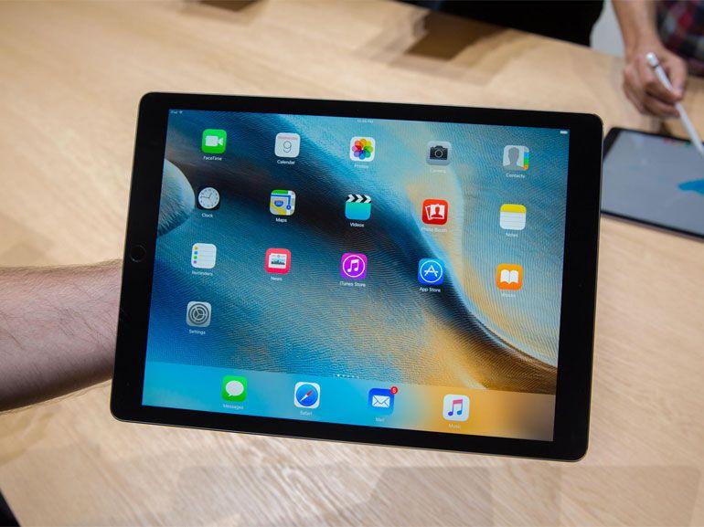 iPad Pro : sortie annoncée pour le 11 novembre