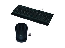 Bon plan : combo clavier + souris sans fil Logitech à seulement 10€