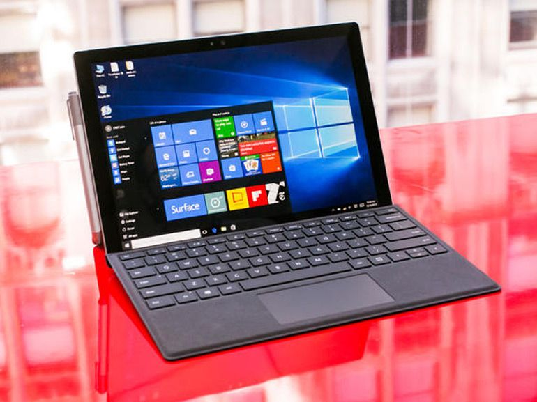 Bon plan : Microsoft Surface Pro 4, 256 Go + Type Cover à 929€