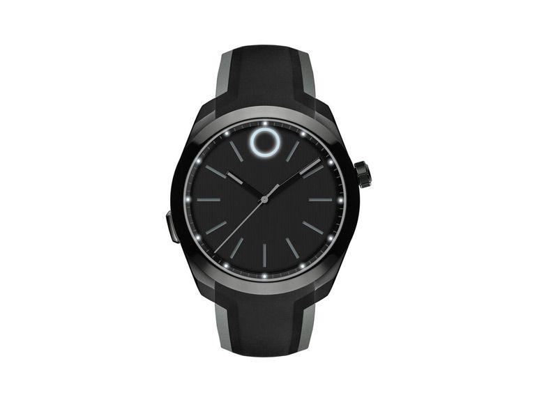 Movado Bold Motion : une montre connectée en partenariat avec HP
