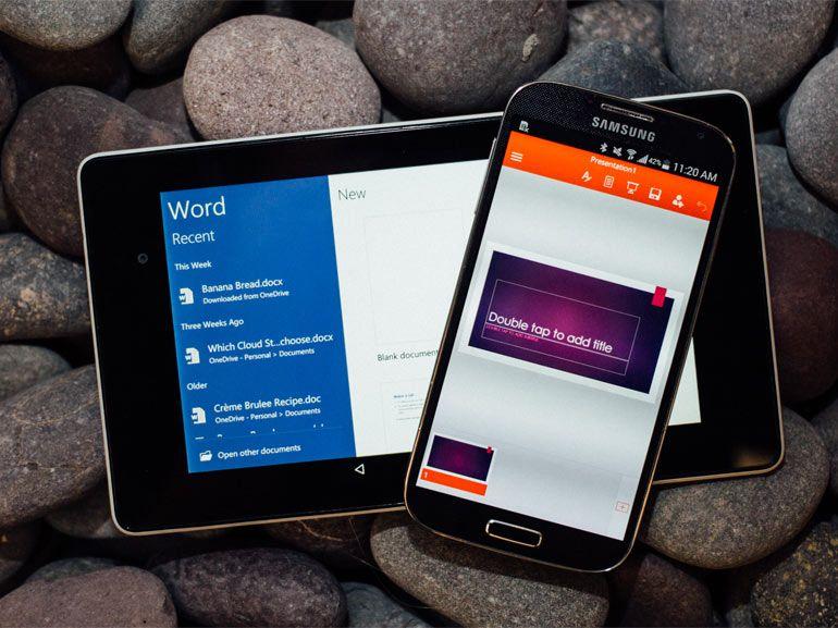 Microsoft fait discrètement son auto-promotion sur votre appareil Android