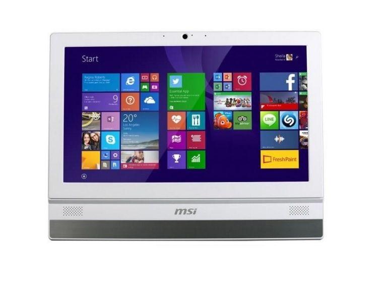 Bon plan : PC tout-en-un MSI avec écran 19,5 pouces à 200€