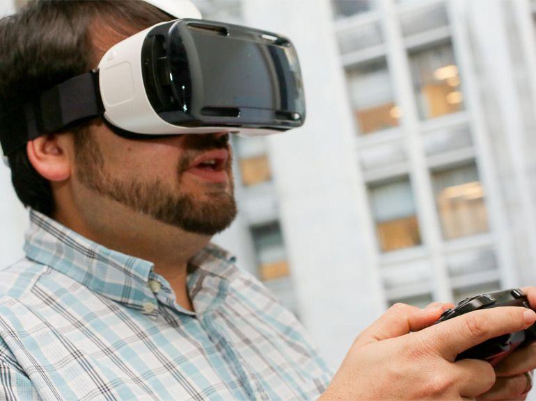 Samsung pourrait créer une manette de jeux pour son casque Gear VR