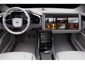 Voici le cockpit des Volvo de demain