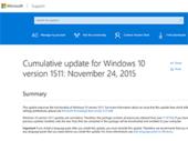 Windows 10 1511 : Microsoft relance l'outil de mise à jour et s'explique enfin