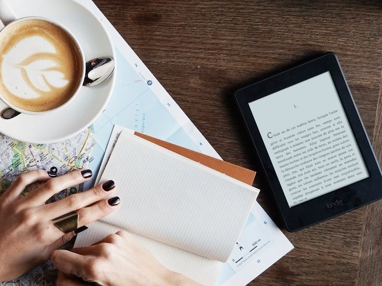 Black Friday : la Kindle Paperwhite est à 90€ au lieu de 130€