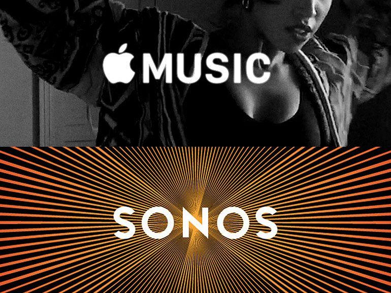 Apple Music arrive sur Sonos le 15 décembre, en bêta