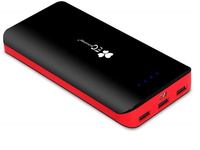 Bon plan : batterie externe 22400 mAh EC Technology à 30€