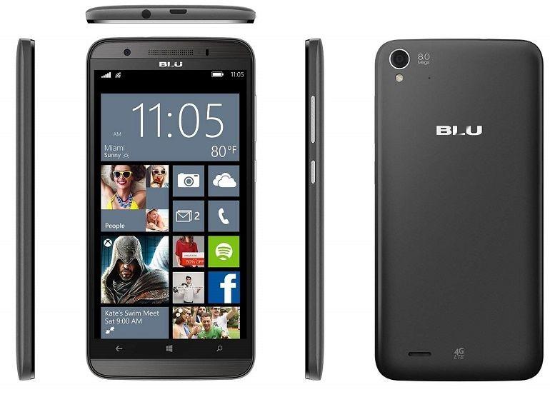 Bon plan : BLU Win HD sous Windows Phone à 79€