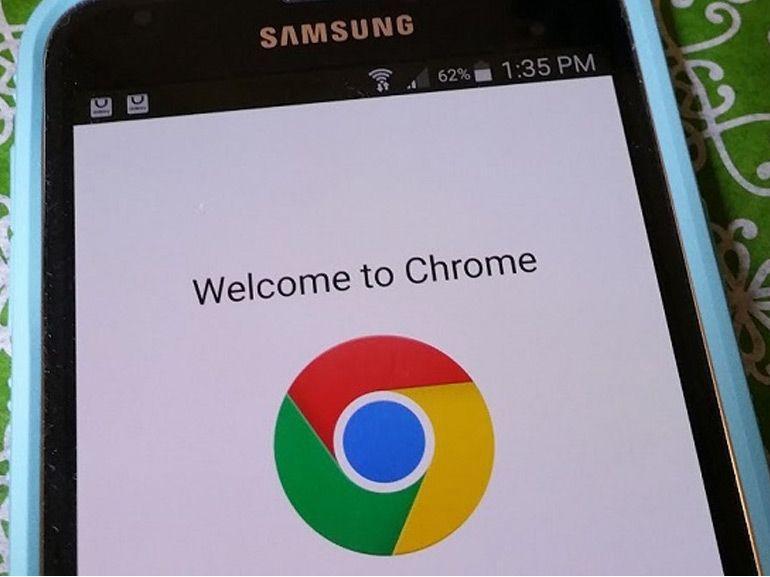 Chrome sur Android : une entrée dans le menu pour lancer une traduction rapidement