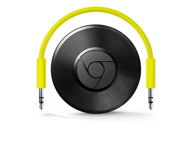 Chromecast Audio  : arrivée du Hi-Res Audio et du multiroom