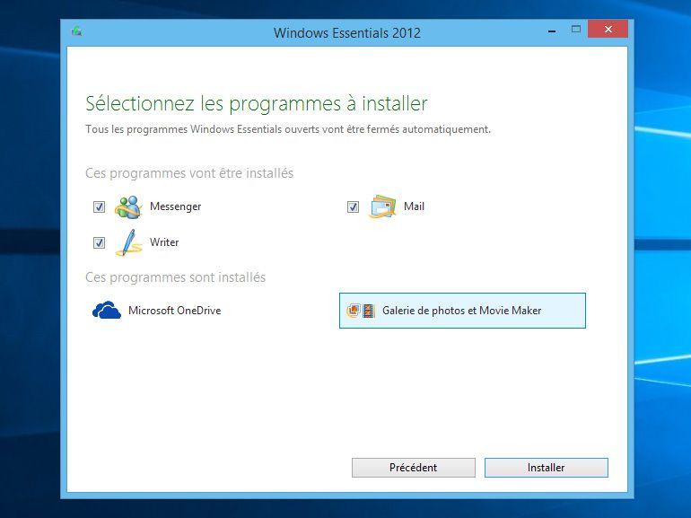 Windows Live Mail 2012 : une mise à jour obligatoire pour continuer à utiliser le logiciel