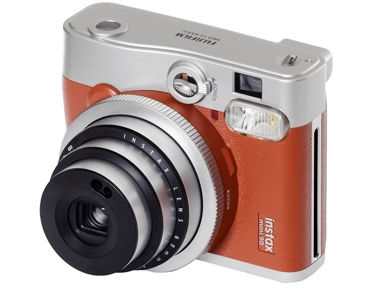 Bon plan : appareil photo instantané, Fujifilm Intax Mini 90 à 122€