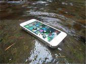 Un brevet Apple décrit un matériau autoréparable pour rendre étanche l'iPhone