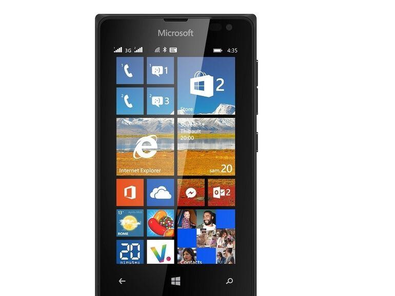 Bon plan : Nokia Lumia 435 Dual Sim à 29€