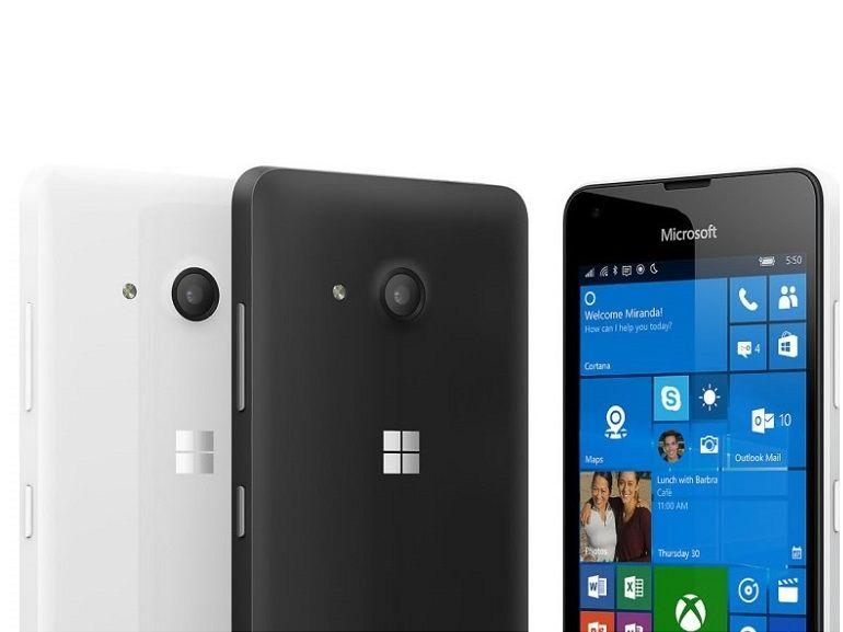 Le Lumia 550 sous Windows 10 Mobile est disponible aujourd'hui