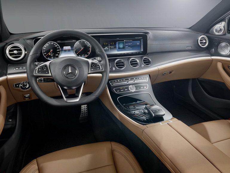 Nouvelle Mercedes Classe E : sur les pas de Tesla