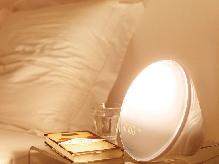 Bon plan : la lampe éveil lumière de Philips à 84€