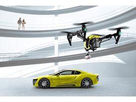 Rinspeed Etos, un concept-car autonome et futuriste avec drone de série