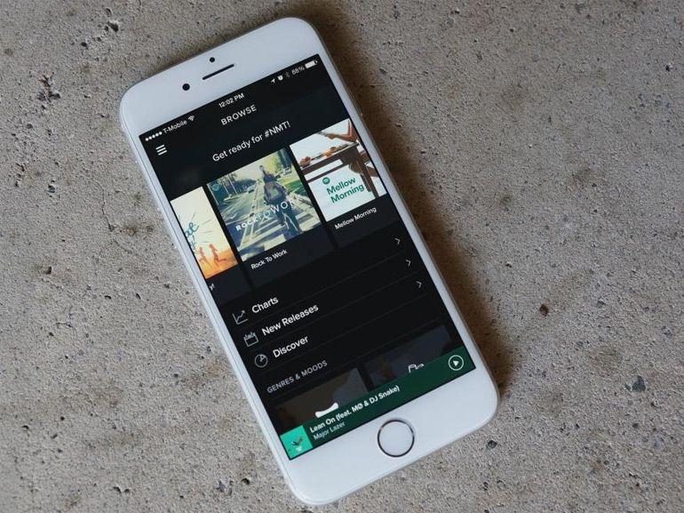 Musique en ligne : Spotify leader sur tous les plans