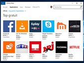 Windows Store : top des application 2015
