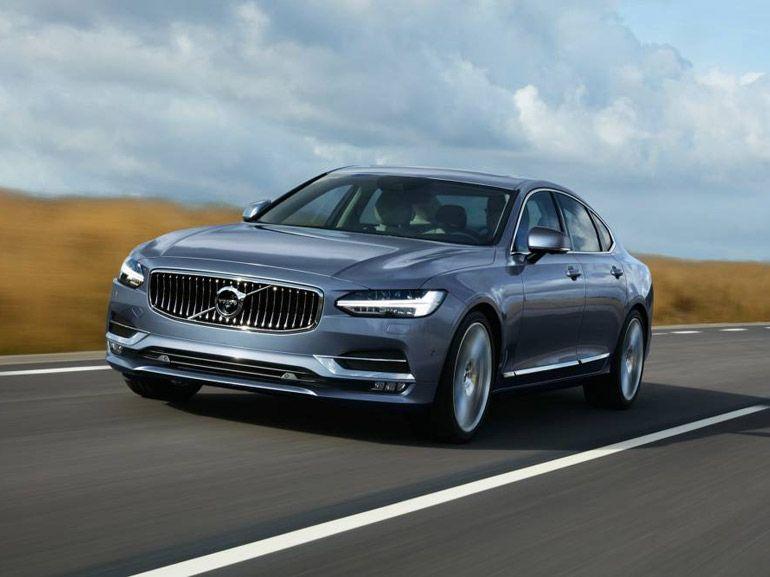 Volvo S90 : 130 km/h en mode autonome