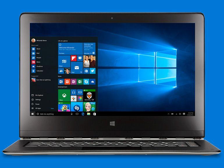 Windows 10 installé sur 200 millions d'appareils