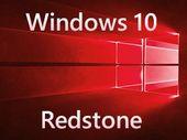 Windows 10 build 11082 : débuts de Redstone, des builds plus fréquentes