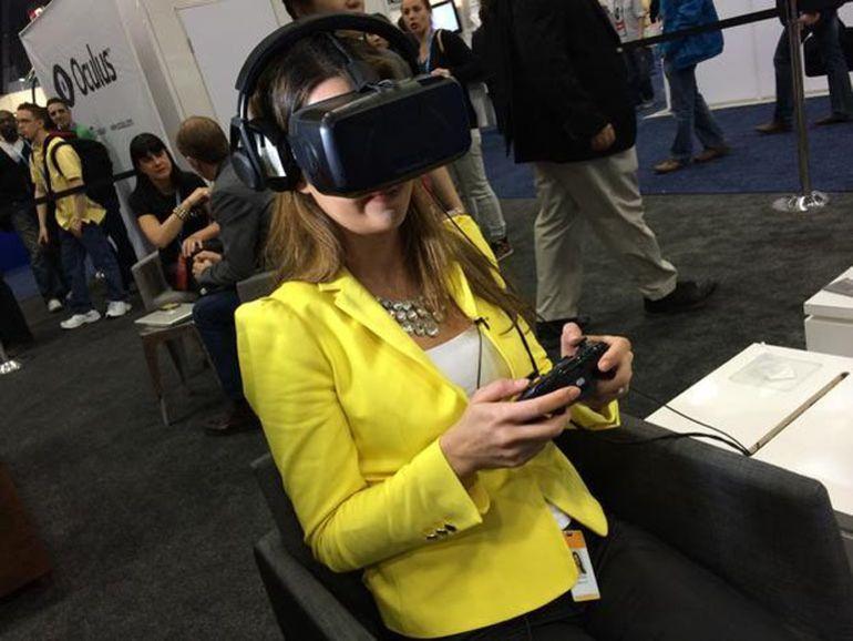 Firefox encore plus imprégné de réalité virtuelle en version Nightly