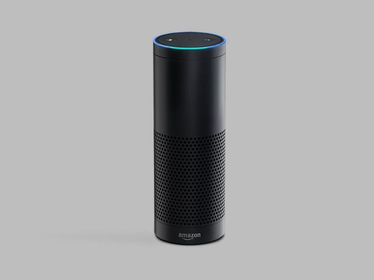 Une version portable de l'enceinte Echo chez Amazon