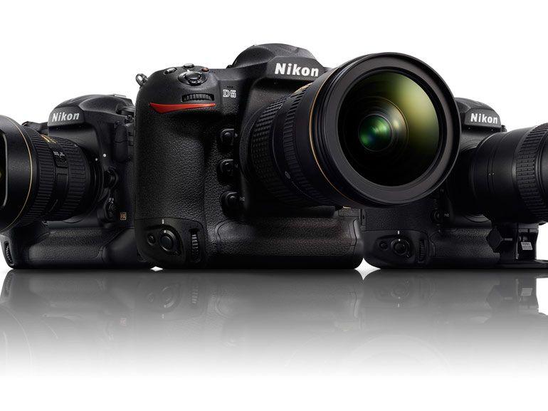 CES  2016 - Nikon D5, refonte en profondeur pour le reflex pro : nouvel autofocus, nouveau capteur, ultra sensibilité, vidéo 4K/UHD...
