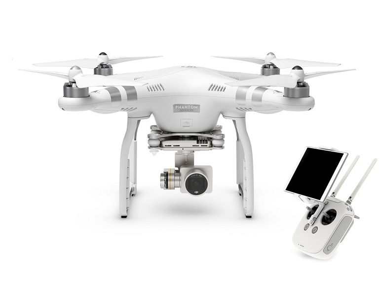 Bon plan : Drone DJI Phantom 3 Advanced à 665€ au lieu de 900€