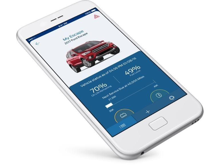 FordPass : une appli qui voit l'auto autrement