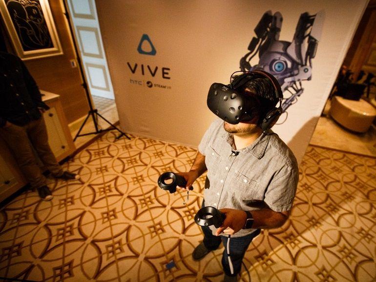 MWC 2016 : HTC Vive Pre, on connait son prix et sa disponibilité