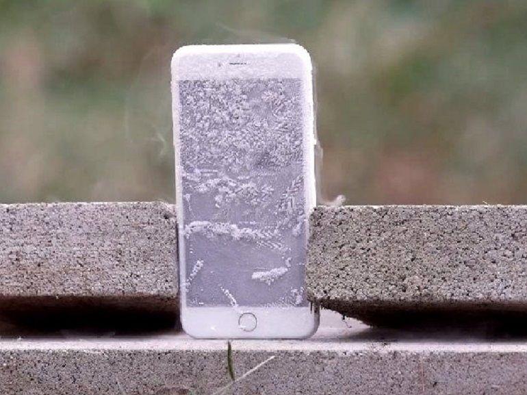 iPhone X : une mise à jour pour éviter que l'écran se bloque quand il fait trop froid