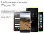 Windows 10 mobile déployé la semaine prochaine selon Bouygues Telecom