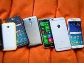 1,4 milliard de Smartphones écoulés en 2015, Huawei et les chinois en grande forme