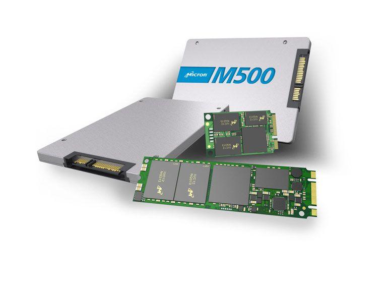 Micron prédit l'arrivée de SSD de 32 To