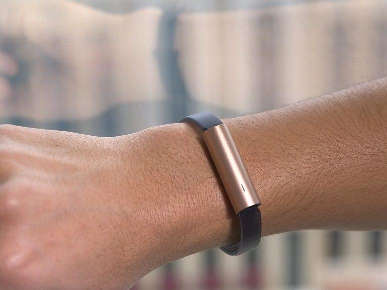 CES 2016 : avec le Ray, Misfit essaye le bracelet connecté chic