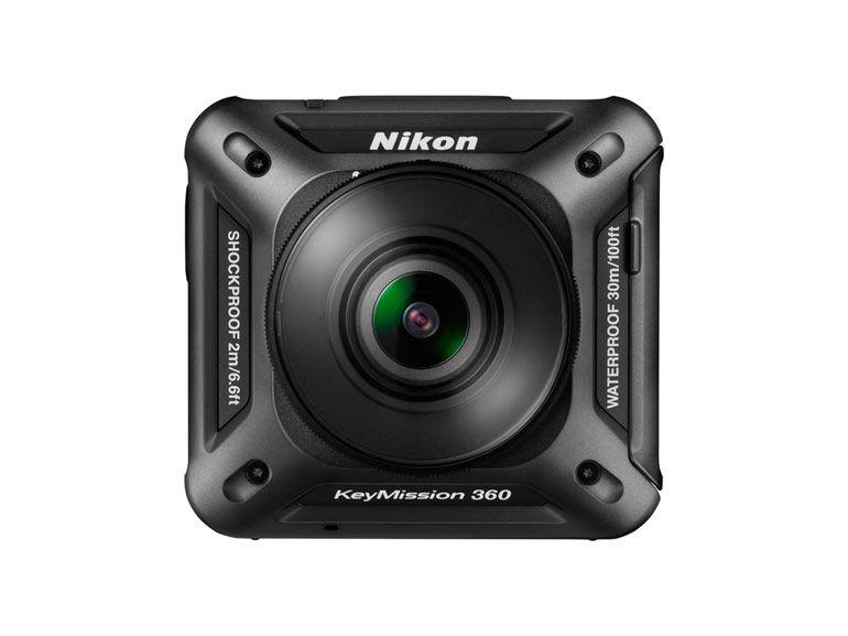CES 2016 - Nikon s'engage sur le chemin de l'Action Cam avec la KeyMission 360