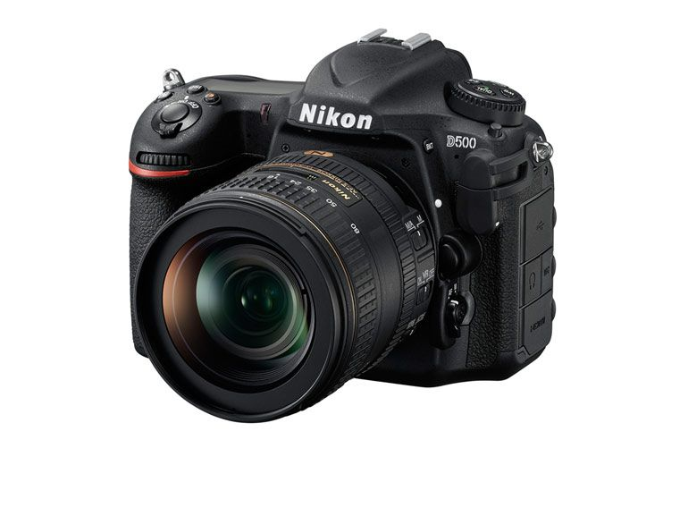CES 2015 - Nikon D500, un mini D5 avec capteur APS-C