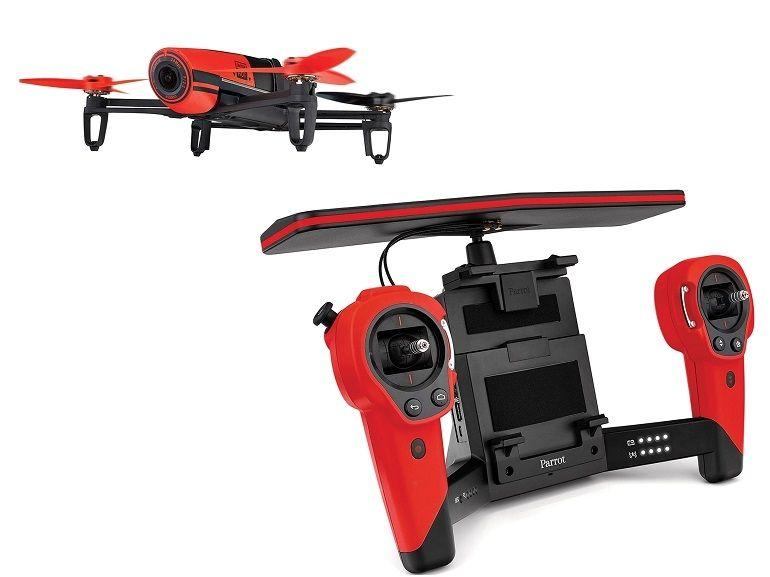 Bon plan : drone Parrot Bebop + Skycontroller à 300€ au lieu de 593€