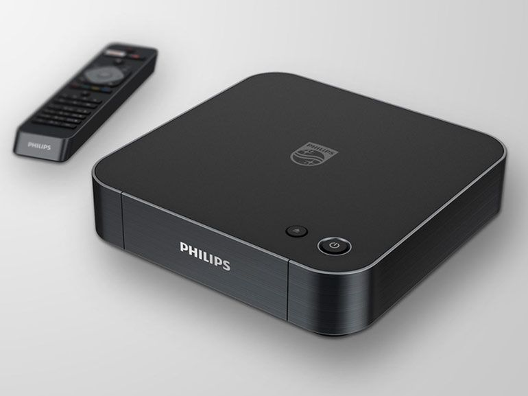 CES 2016 - BDP7501 : Philips a aussi son lecteur Ultra HD Blu-ray
