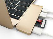 CES 2016 - Satechi présente son nouveau Hub USB-C pour le MacBook