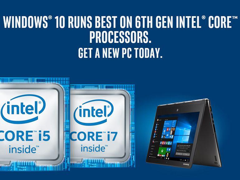 Microsoft garantit finalement le support des processeurs récents sous Windows 7 et 8