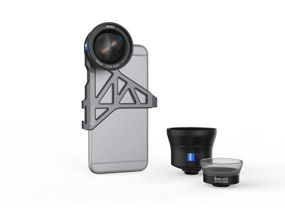 ZEISS annonce des compléments optiques haut de gamme pour iPhone